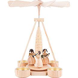1 - tier pyramid Angels  -  25cm / 9.8inch