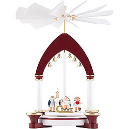 1 - tier pyramid Heavenly gift giving  -  30cm / 11.8inch