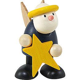 Angel Hans with Star  -  7cm / 2.8 inch