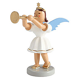 Angel short skirt colored, trombone  -  6,6cm / 2.5inch