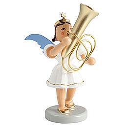 Angel short skirt colored, tuba  -  6,6cm / 2.5inch