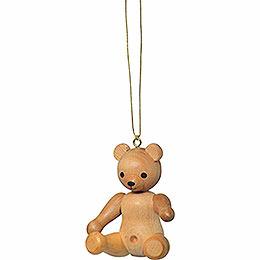 """Christbaumschmuck """"Teddy sitzend""""  -  6cm"""