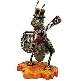 Cricket with Banjo  -  8cm / 3inch