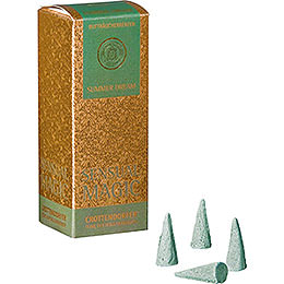 Crottendorfer Incense Cones  -  Sensual Magic  -  Summer Dream