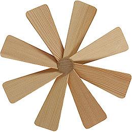 Flügelrad für Weihnachtspyramide  -  Durchmesser = 13cm