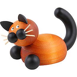 Katze Bommel auf der Lauer  -  5,5cm
