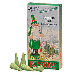 Knox Incense cones  -  Fir Tree