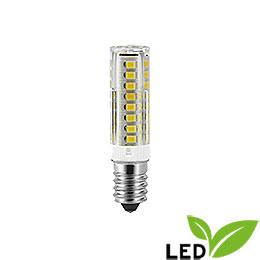 LED - Radioröhrenlampe  -  Sockel E14  -  230V/7W