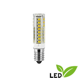 LED radio tube lamp  -  E14 socket  -  230V/7W