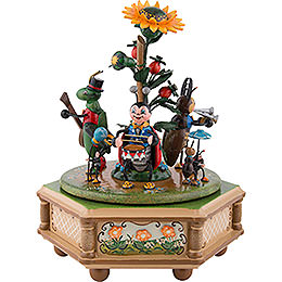 Music Box Beetle valley  -  20cm / 8inch