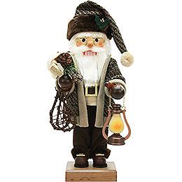 Nussknacker Weihnachtsmann mit Laterne, limitiert  -  47,0cm