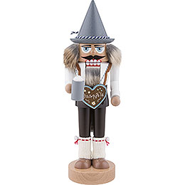 Nutcracker Bavarian Ozapft is  -  30cm / 12 inch