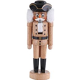 Nutcracker  -  Dreispitz  -  Natural -  15cm / 6 inch