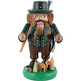 Nutcracker Forest Ranger with Dachsdog  -  13 inch  -  33cm