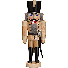 Nutcracker Hussar natural colors  -  28cm / 11 inch