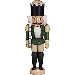 Nutcracker King  -  Ash  -   green  -  29cm / 11 inch