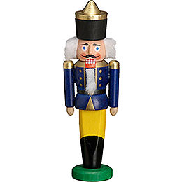Nutcracker King blue  -  9cm / 3.5 inches