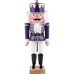 Nutcracker King purple   -  35cm / 13.8inch