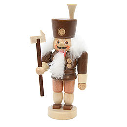Nutcracker Miner natural colors   -  11cm / 4 inch