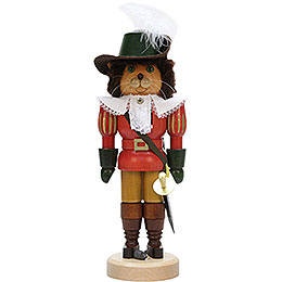Nutcracker  -  Puss in Boots  -  37,0cm / 14.6 inch