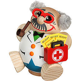 R�ucherm�nnchen Arzt  -  12cm
