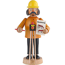 R�ucherm�nnchen Bauleiter  -  17cm