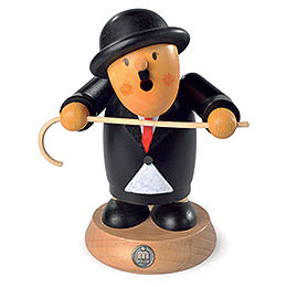 R�ucherm�nnchen Charlie Chaplin  -  16cm