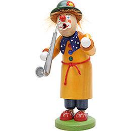 Räuchermännchen Clown  -  27,5cm