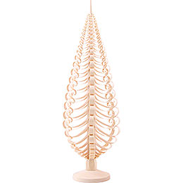 Seiffen Wood Chip Tree  -  50cm / 19.7 inch