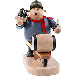 Smoker  -  Beer Salesman  -  19cm / 7 inch