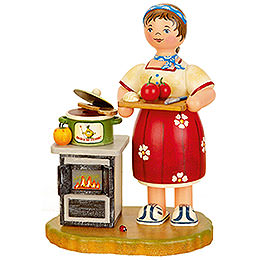 Smoker  -  Cooking for Friends  -  21cm / 8 inch