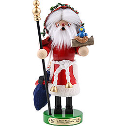 Smoker Father Christmas  -  25cm / 10 inch