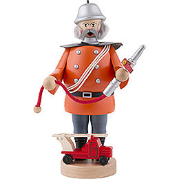 Smoker Firefighter  -  21cm / 8 inch