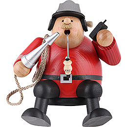 Smoker Fireman  -  15cm / 6 inches