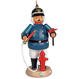 Smoker Fireman historical  -  25cm / 10 inch
