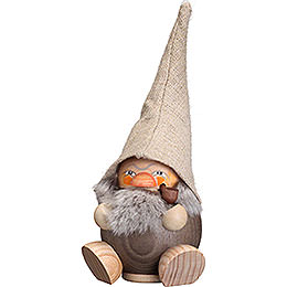 Smoker  -  Forest Dwarf Stonegray  -  18cm / 7 inch
