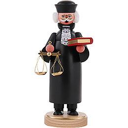 Smoker Judge  -  German District Court  -  22cm / 9 inch