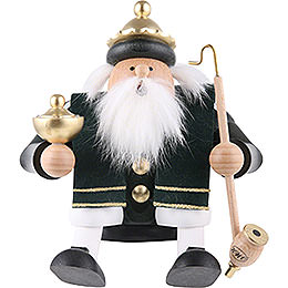 Smoker King Balthasar  -  17cm / 7 inch
