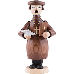 Smoker  -  Martin Luther  -  18cm / 7.1 inch