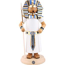 Smoker Pharoah Tutankhamun  -  29cm / 11.5 inch