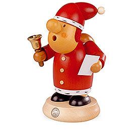 Smoker Santa Claus  -  16cm / 6 inch