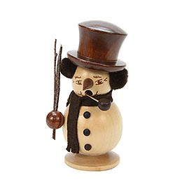 Smoker Snowboy natural colors  -  10,0cm / 4 inch