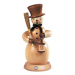 Smoker Snowman  -  23cm / 9 inch