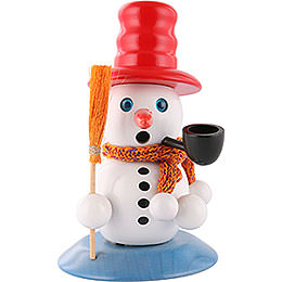 Smoker Snowman Max  -  25cm / 10 inch