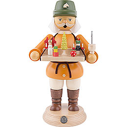 Smoker Toy Salesman  -  23cm / 9 inch