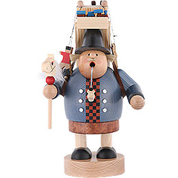 Smoker Toy salesman  -  23cm / 9 inch