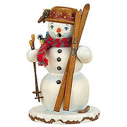 Smoker Winterchild Snowman   -  20cm / 8inch