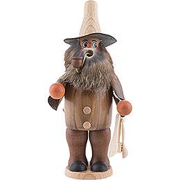 Smoker Woodwork salesman  -  20,5cm / 8 inch
