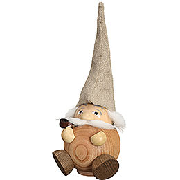 Smoker ball figure forest dwarf  -  19cm / 3.5inch