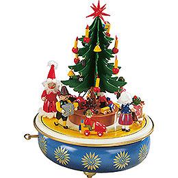 Spieldose Weihnachtsspieldose